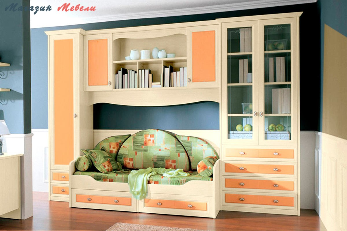 Детская мебель ЖАСМИН-1