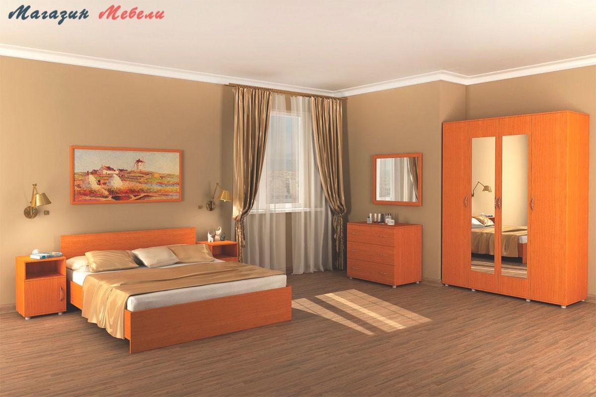 Спальня НИКА-2