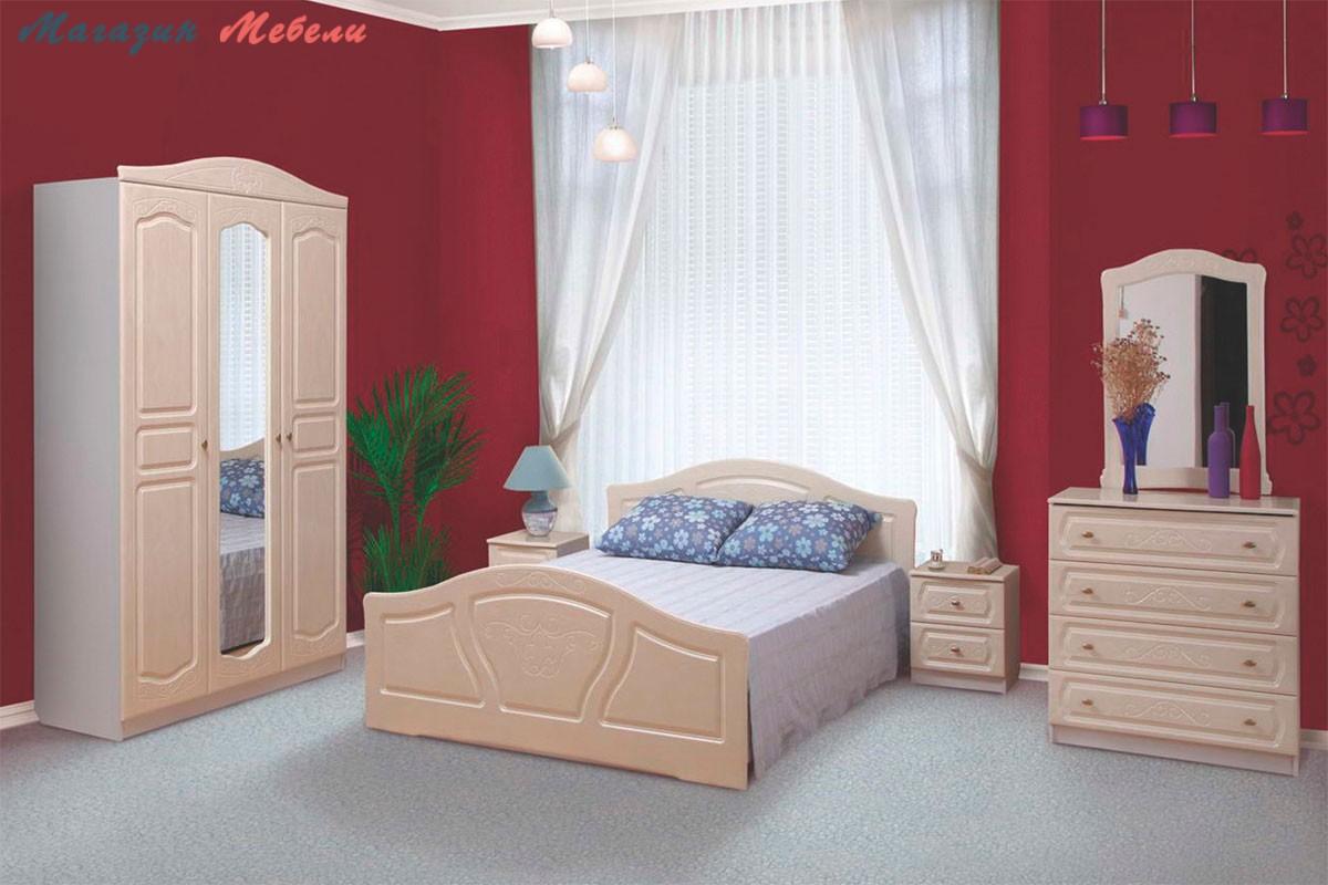 Спальня АУРЕЛИЯ-5