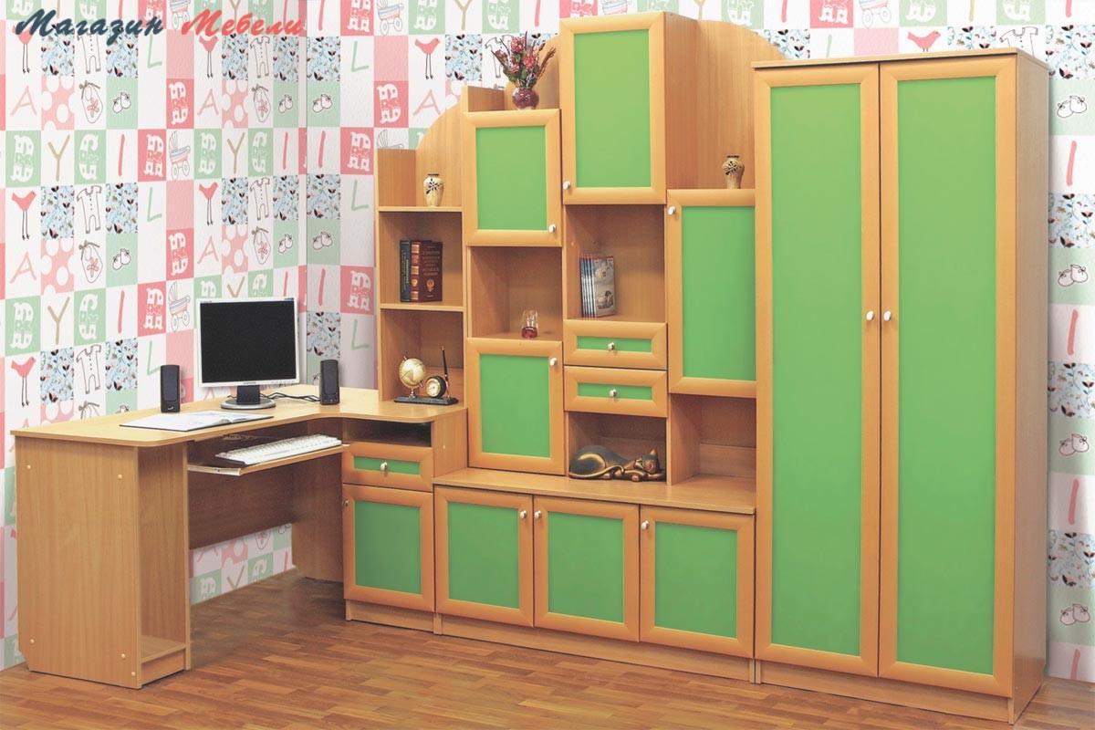 Детская мебель СОНАТА-1