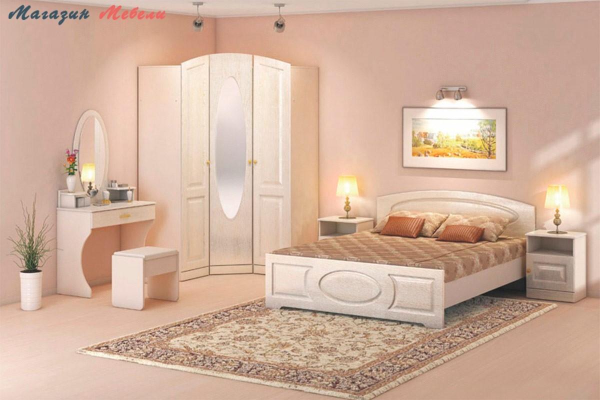Спальня КРИСТИНА-1