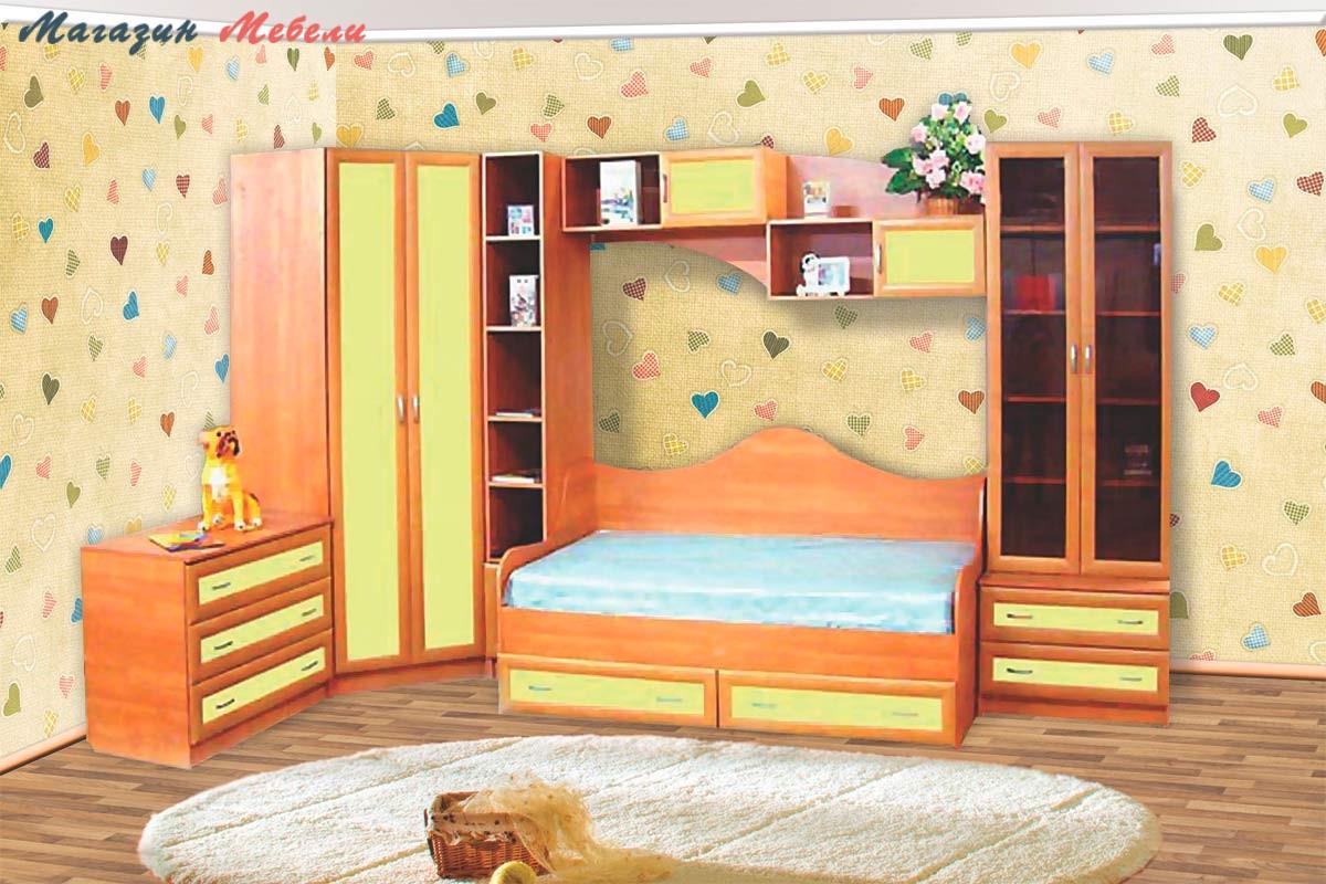 Детская мебель НЕПОСЕДА-2