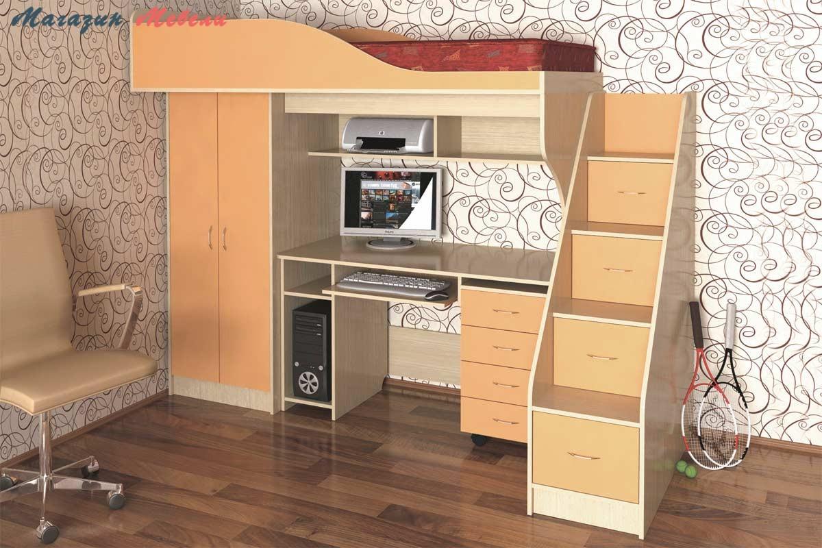 Детская мебель ДЕЛЬТА-1
