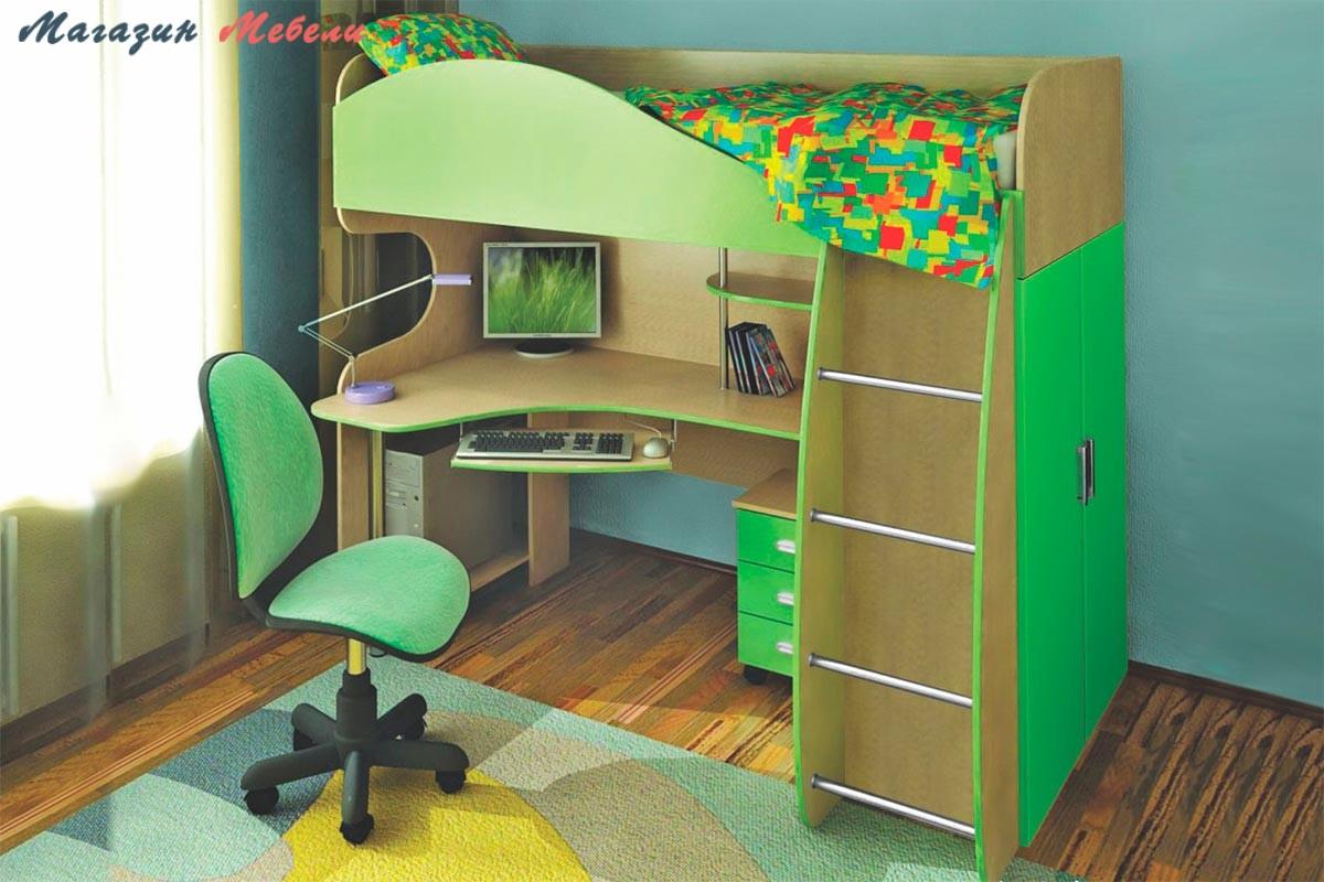 Детская мебель МИКС