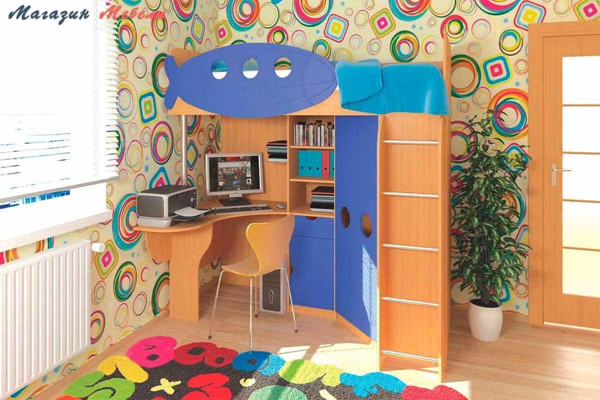 Детская мебель АРЧО-2