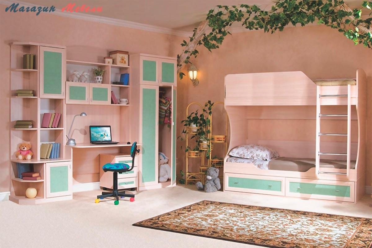 Детская мебель ЛОТОС-3