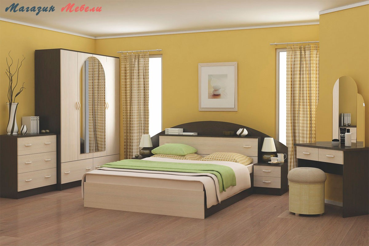 Спальня АЛЕКСАНДРА-1