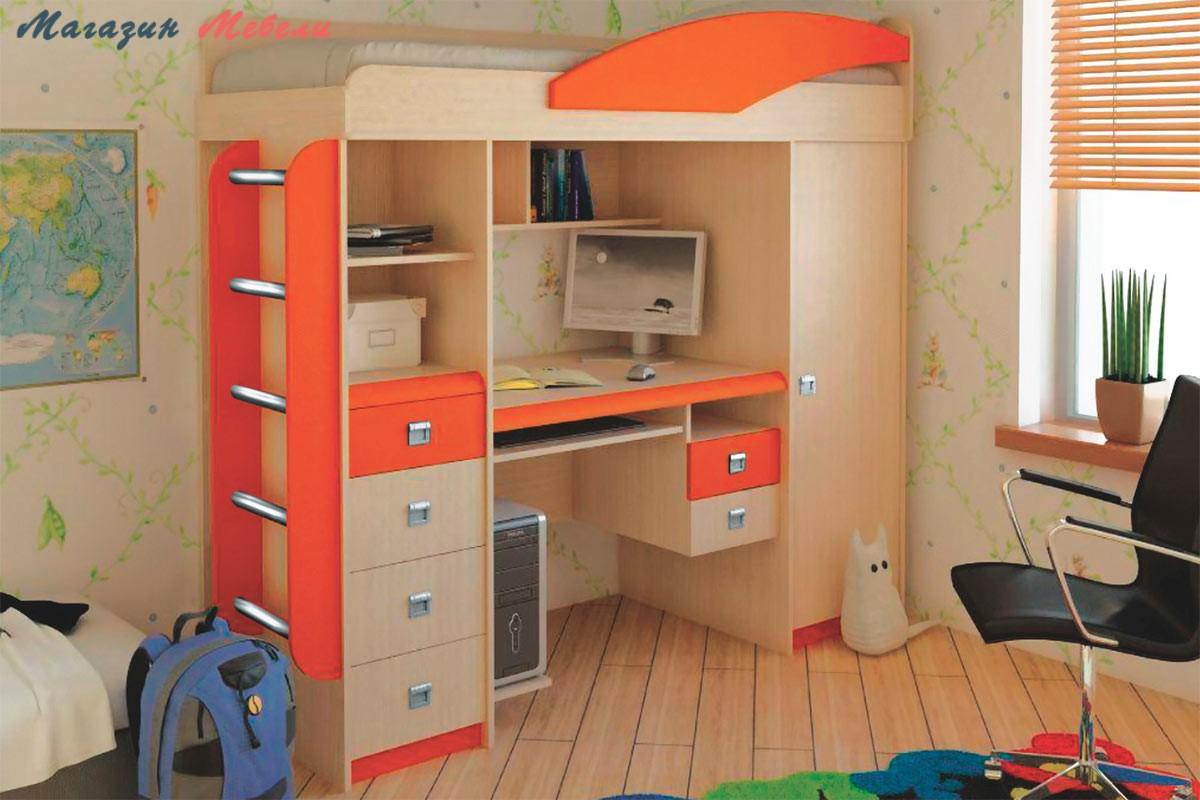 Детская мебель ИНКА-3