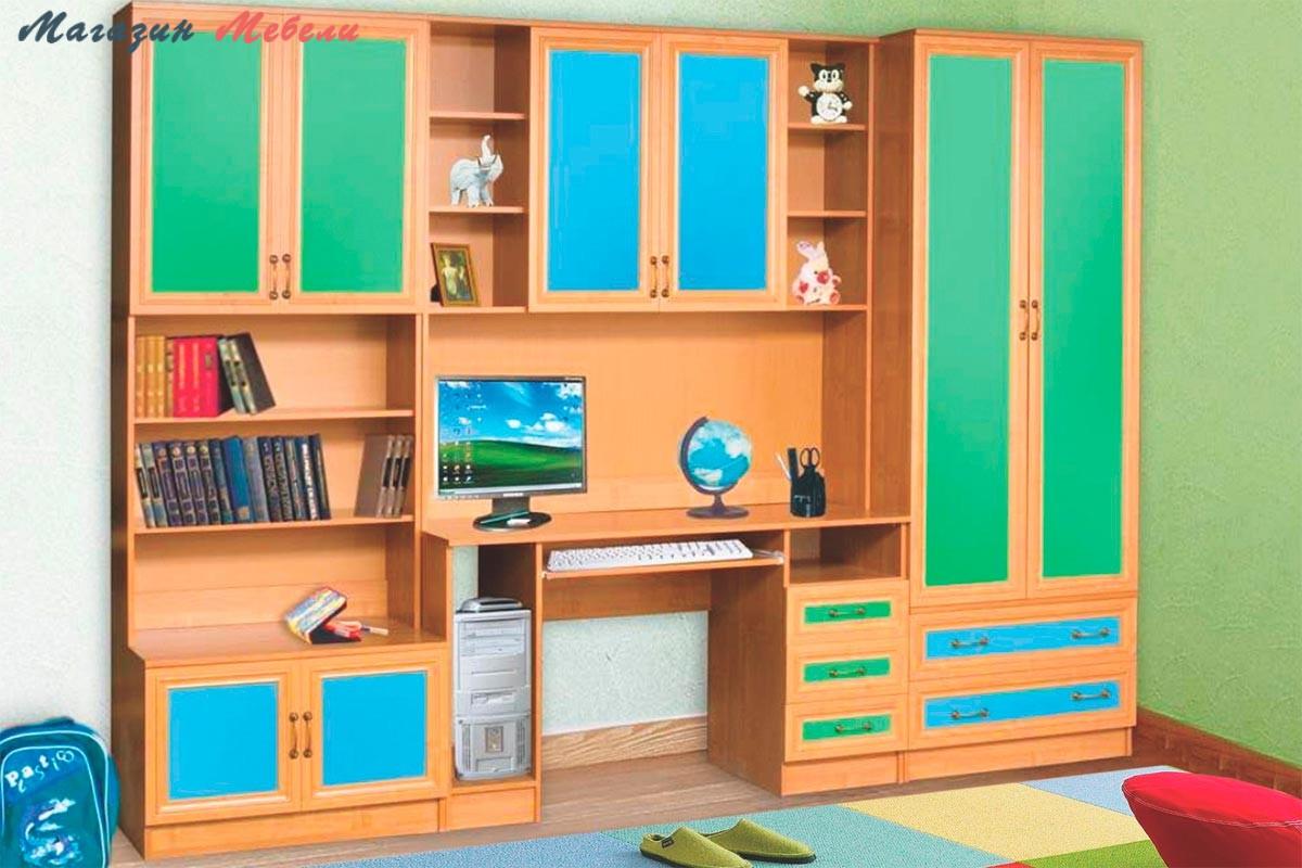 Детская мебель ВИКТОРИЯ-1