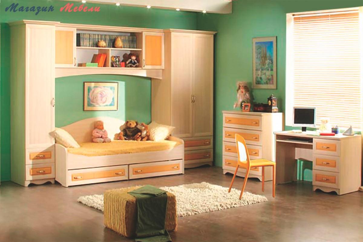 Детская мебель ЖАСМИН-3