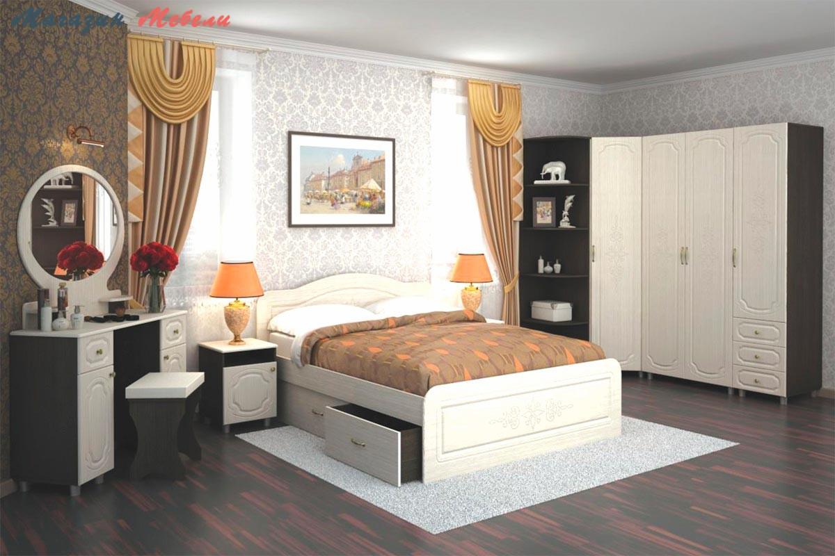 Спальня ФИЕСТА-4