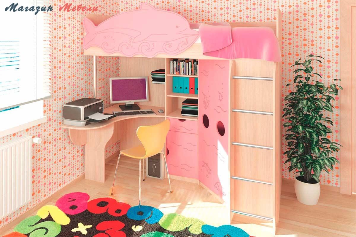 Детская мебель АРЧО-3