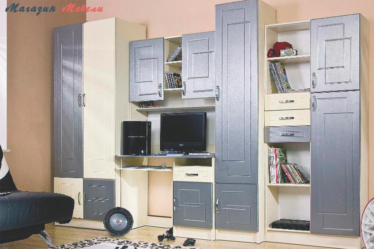 Детская мебель ЮНИОР-4