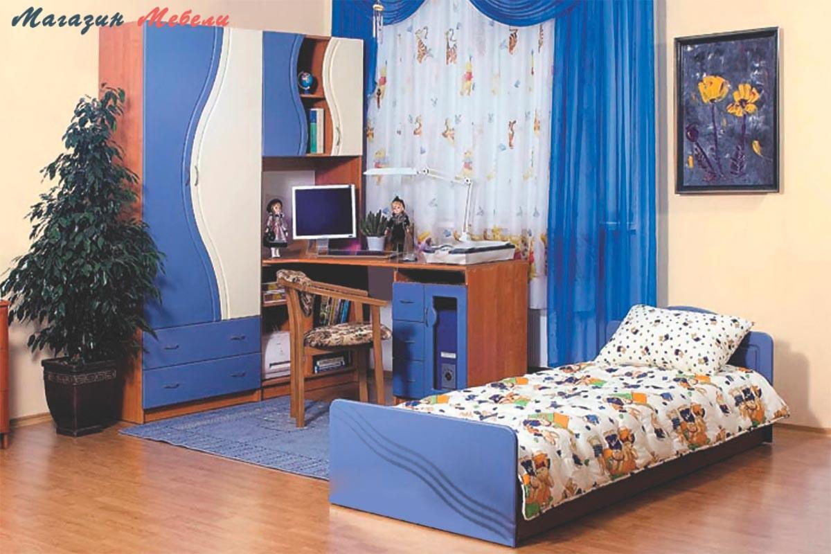 Детская мебель РУЧЕЕК-1