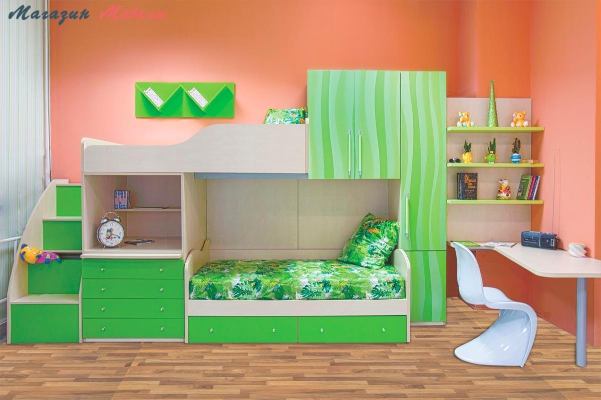 Детская мебель ЮНГА-2
