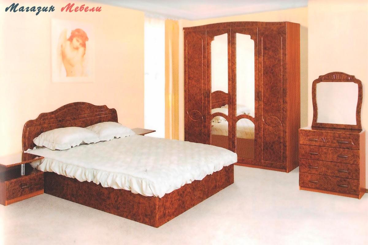 Спальня ДЮНА
