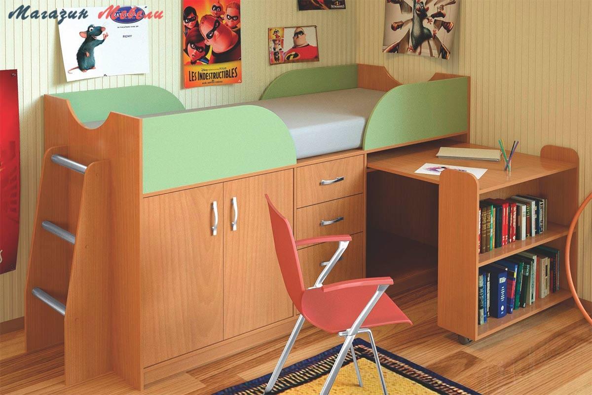 Детская мебель НИКА-1