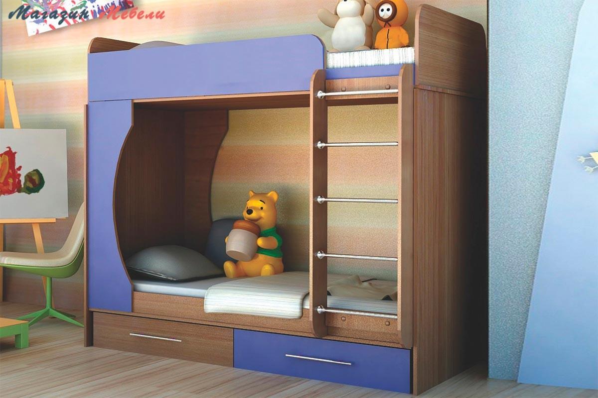 Детская мебель АЛЕКСА