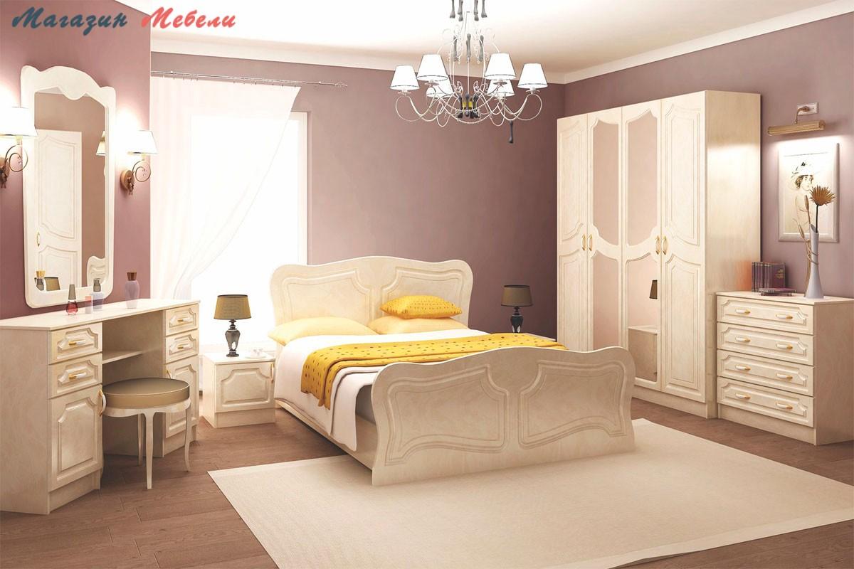 Спальня НАТАЛИ-4