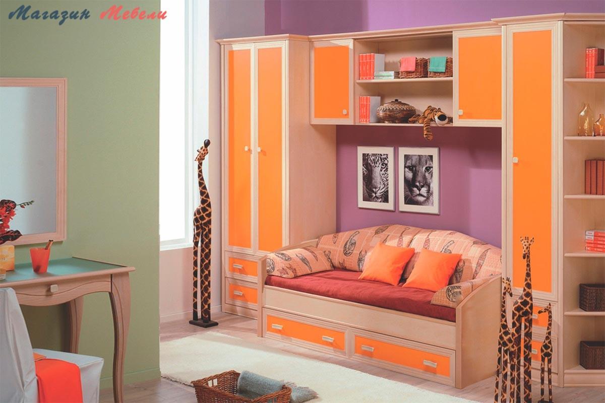 Детская мебель АЛЁНКА-2