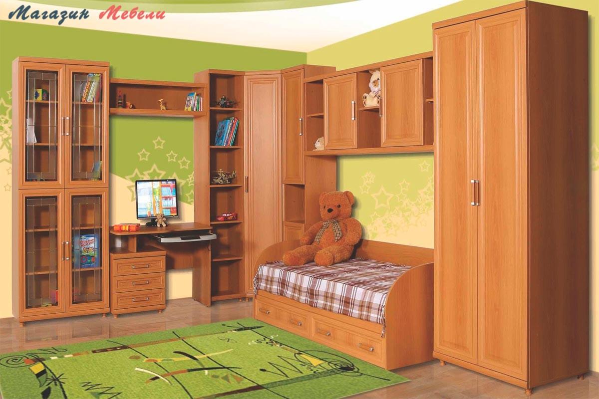 Детская мебель ДИВА