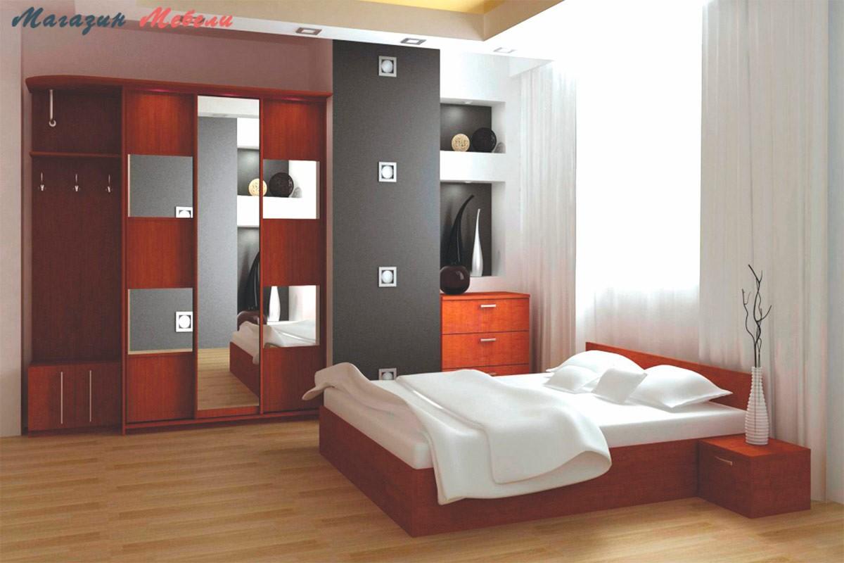 Спальня КРИСТЕЛ