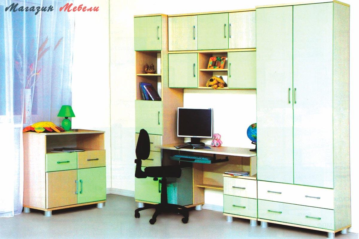 Детская мебель ЭВРИКА