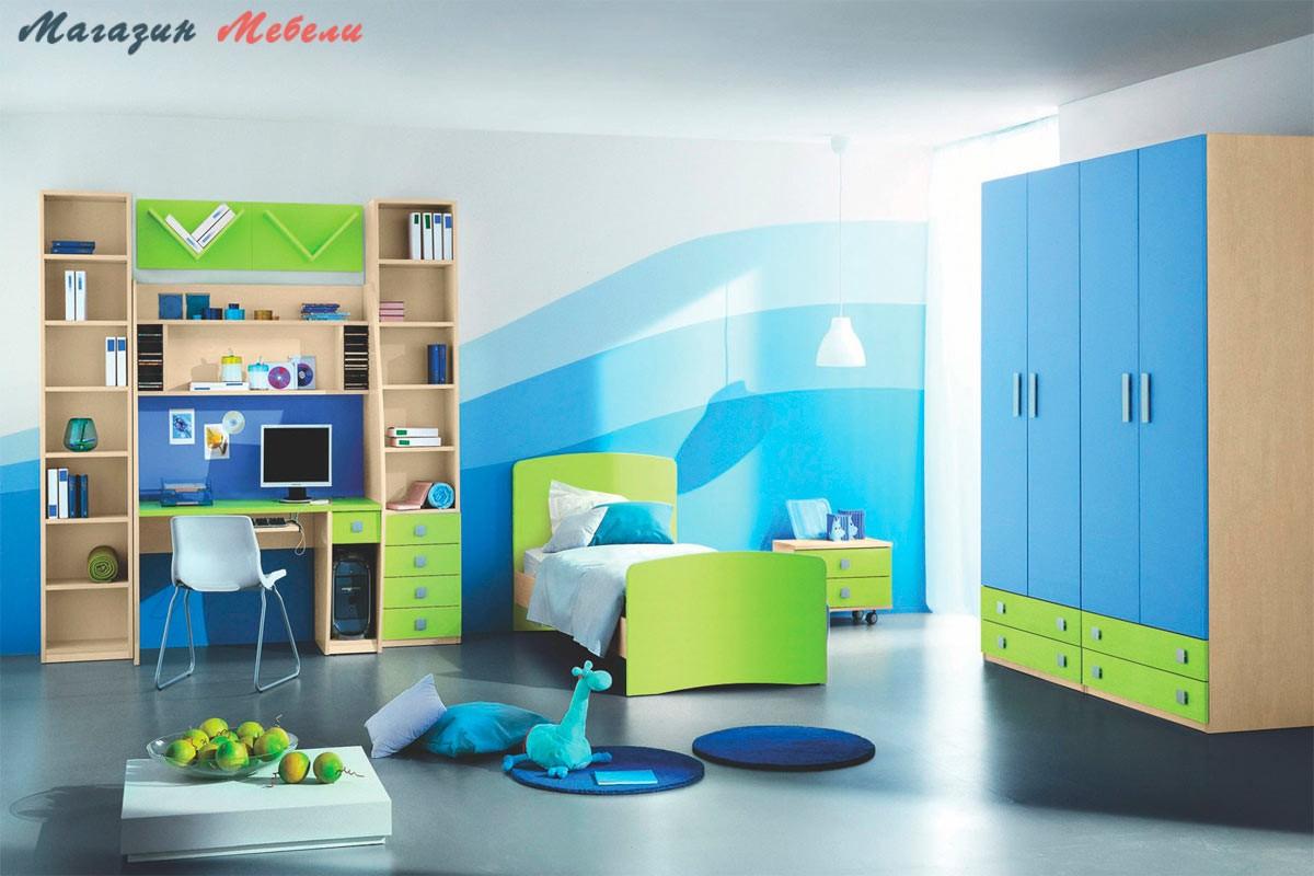 Детская мебель ЛЕСЯ-2