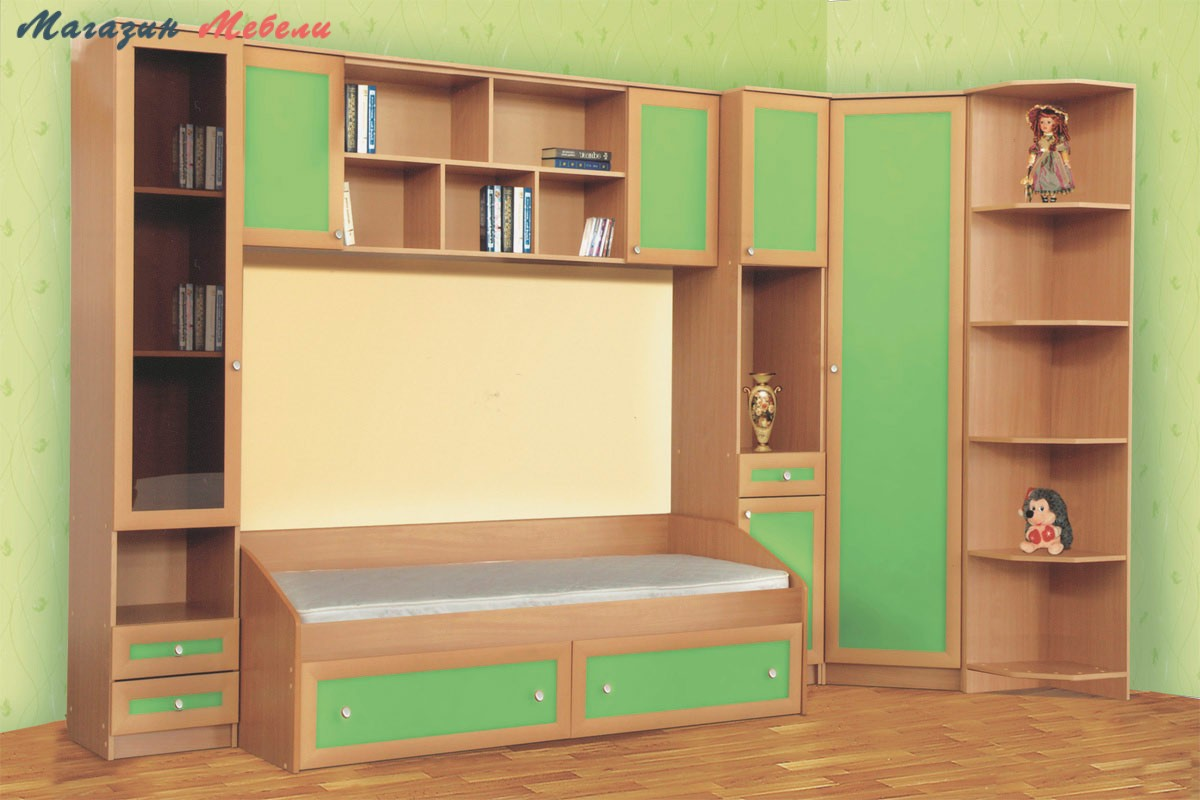 Детская мебель УМКА-1