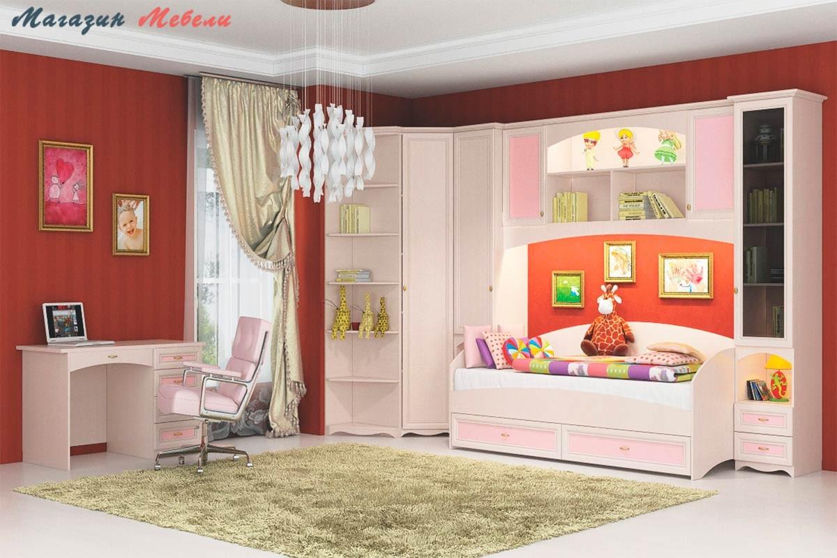Детская мебель ЖАСМИН-2