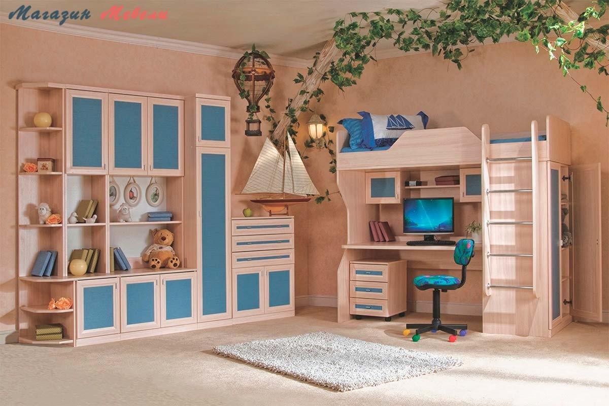 Детская мебель АЛЁНКА-3