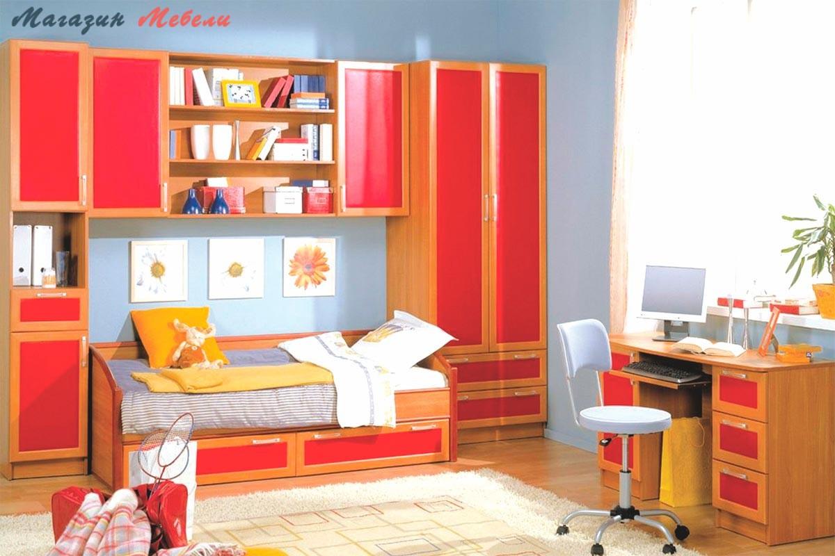 Детская мебель АЛЁНКА-1