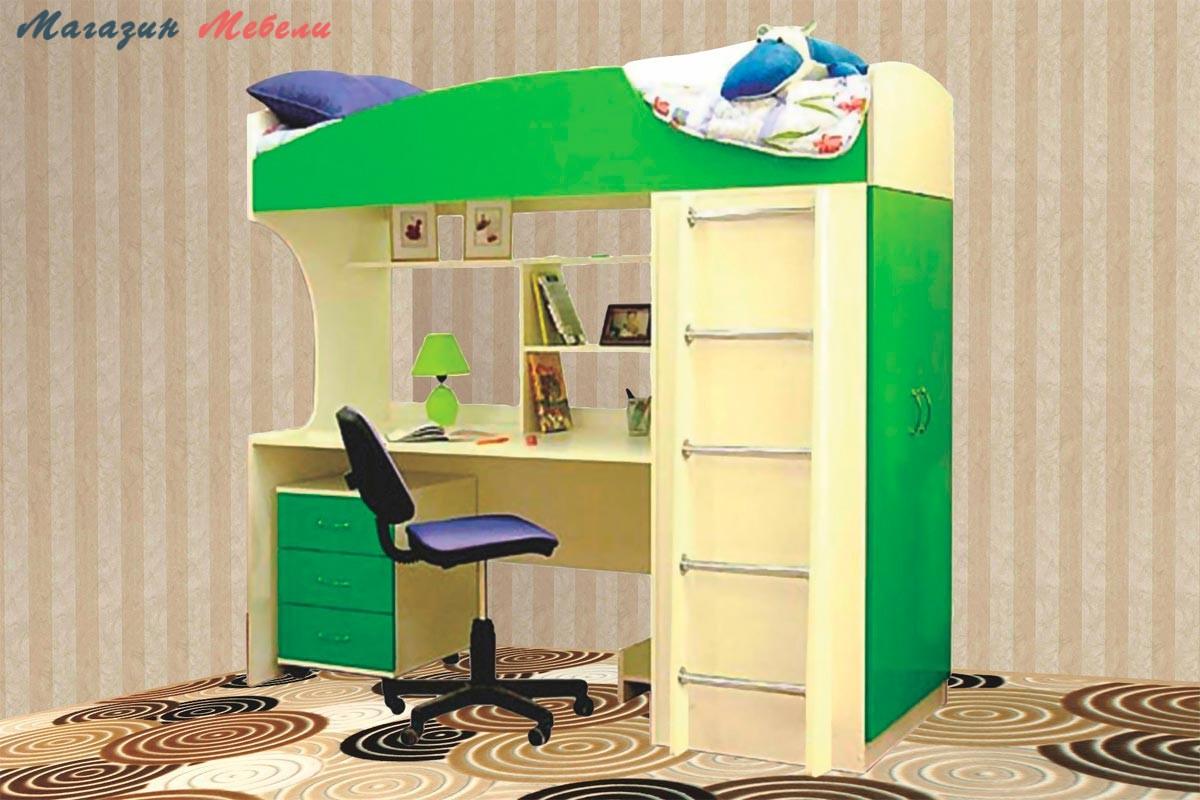 Детская мебель АНТОШКА-1