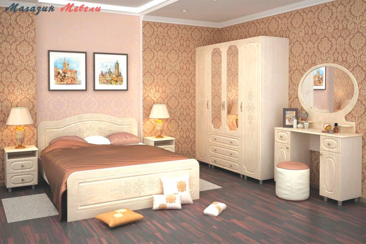 Спальня ФИЕСТА-3