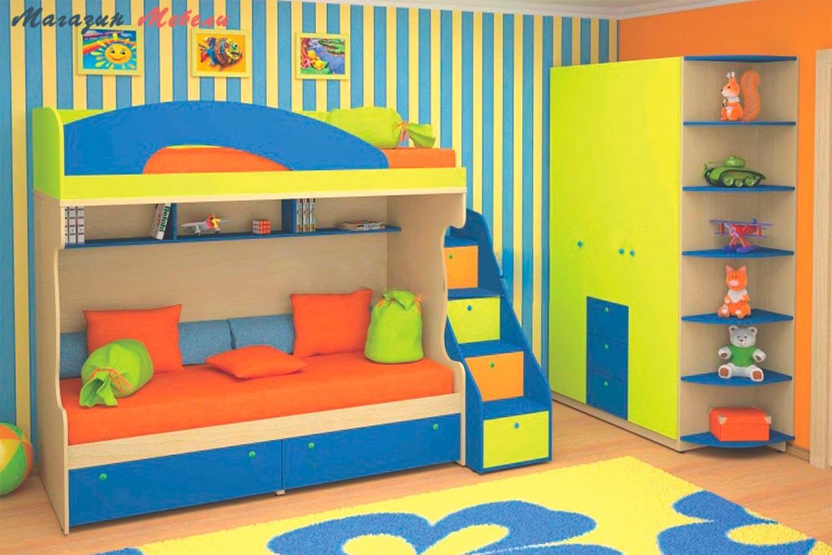 Детская мебель АНФИСА