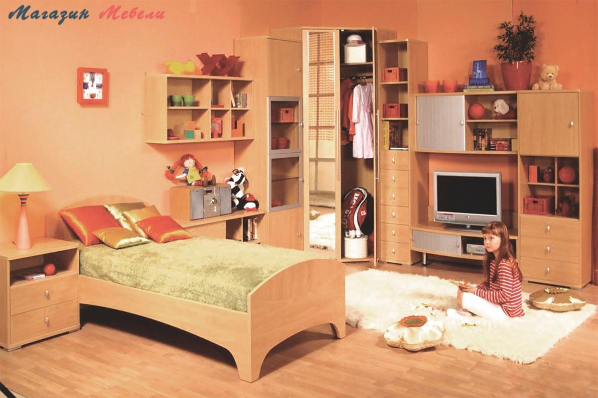 Детская мебель КАРЛ