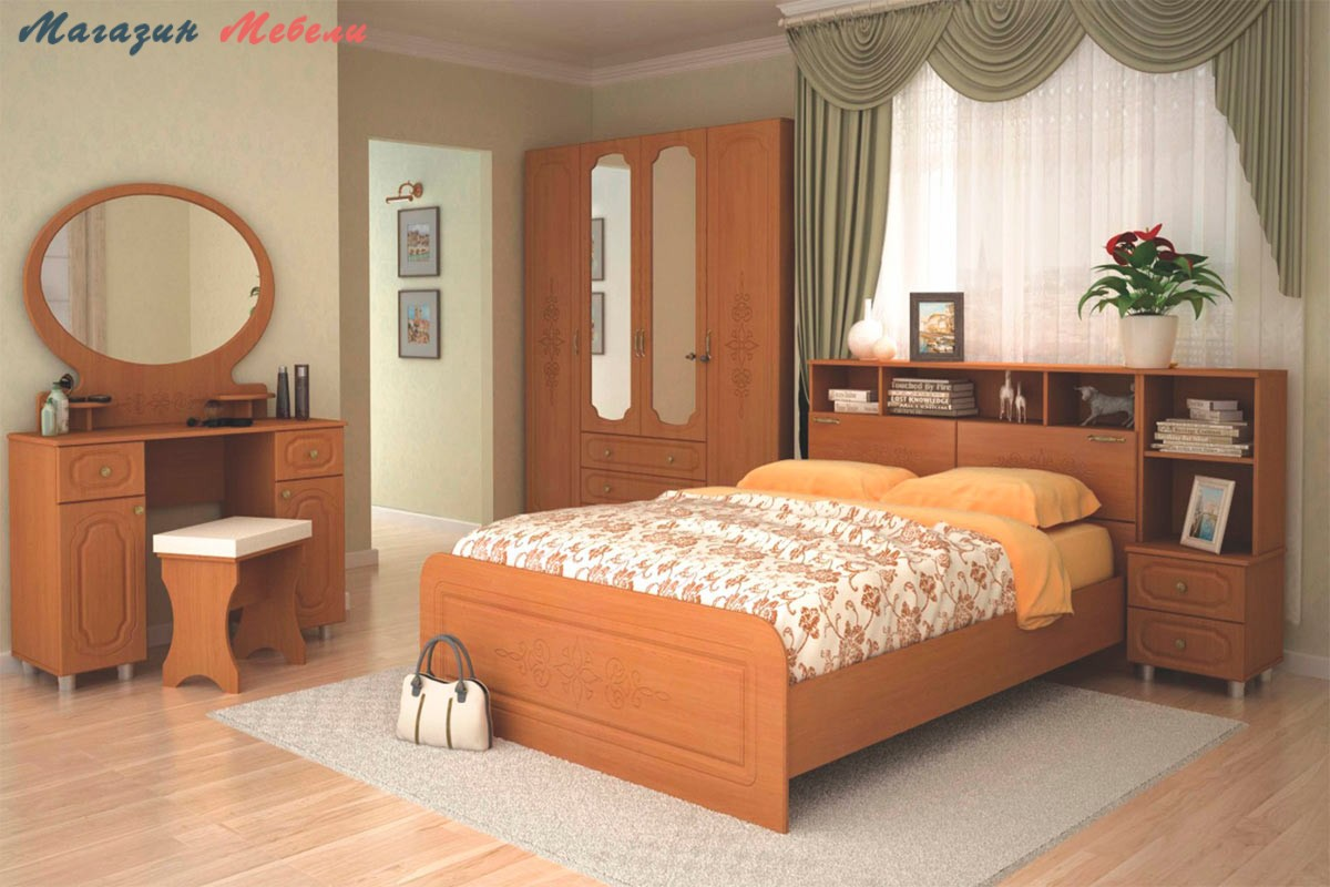 Спальня ФИЕСТА-6