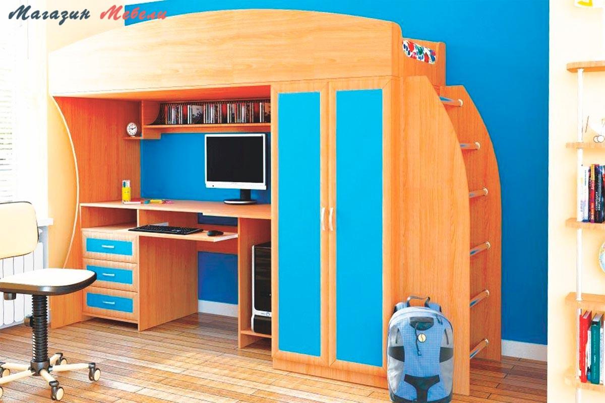 Детская мебель ЛЕГЕНДА