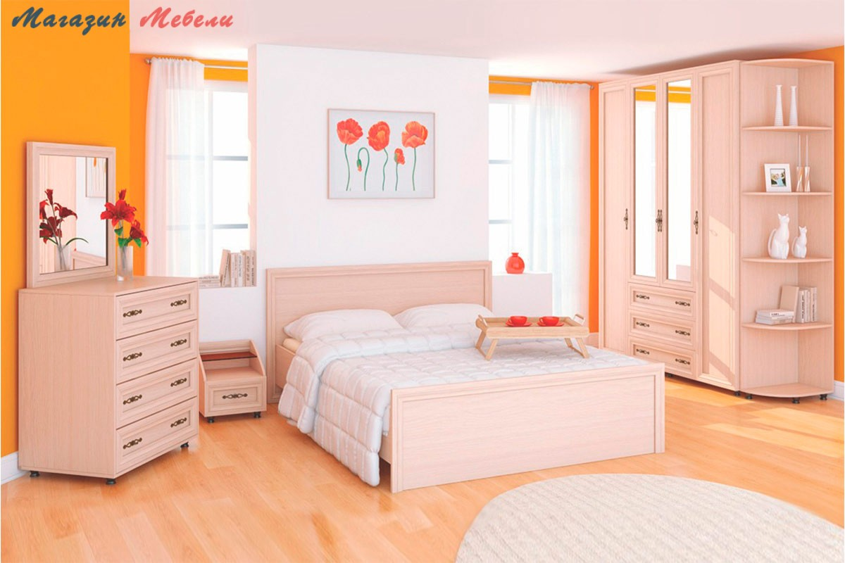 Спальня ЖОЗЕ