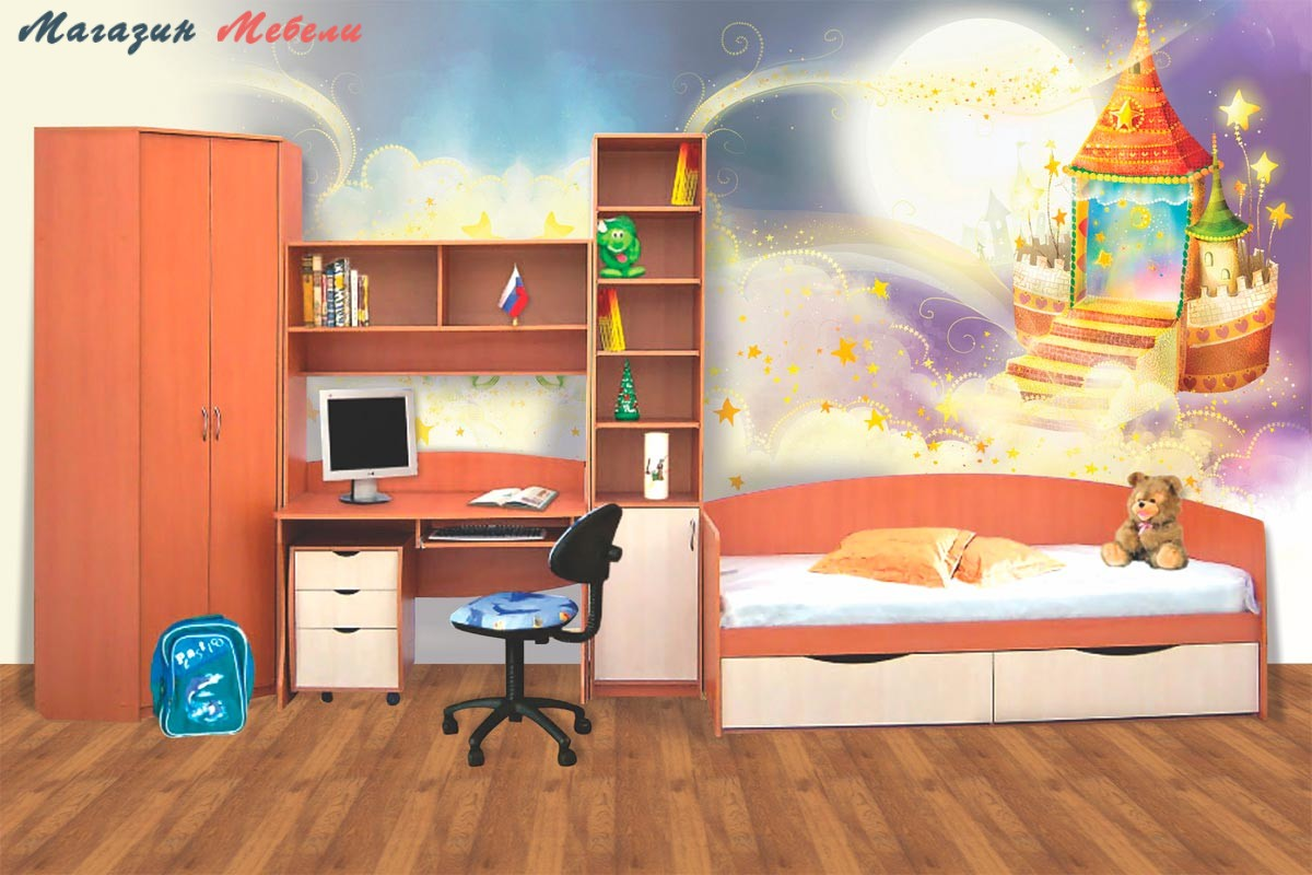 Детская мебель МЕРИДИАН-2