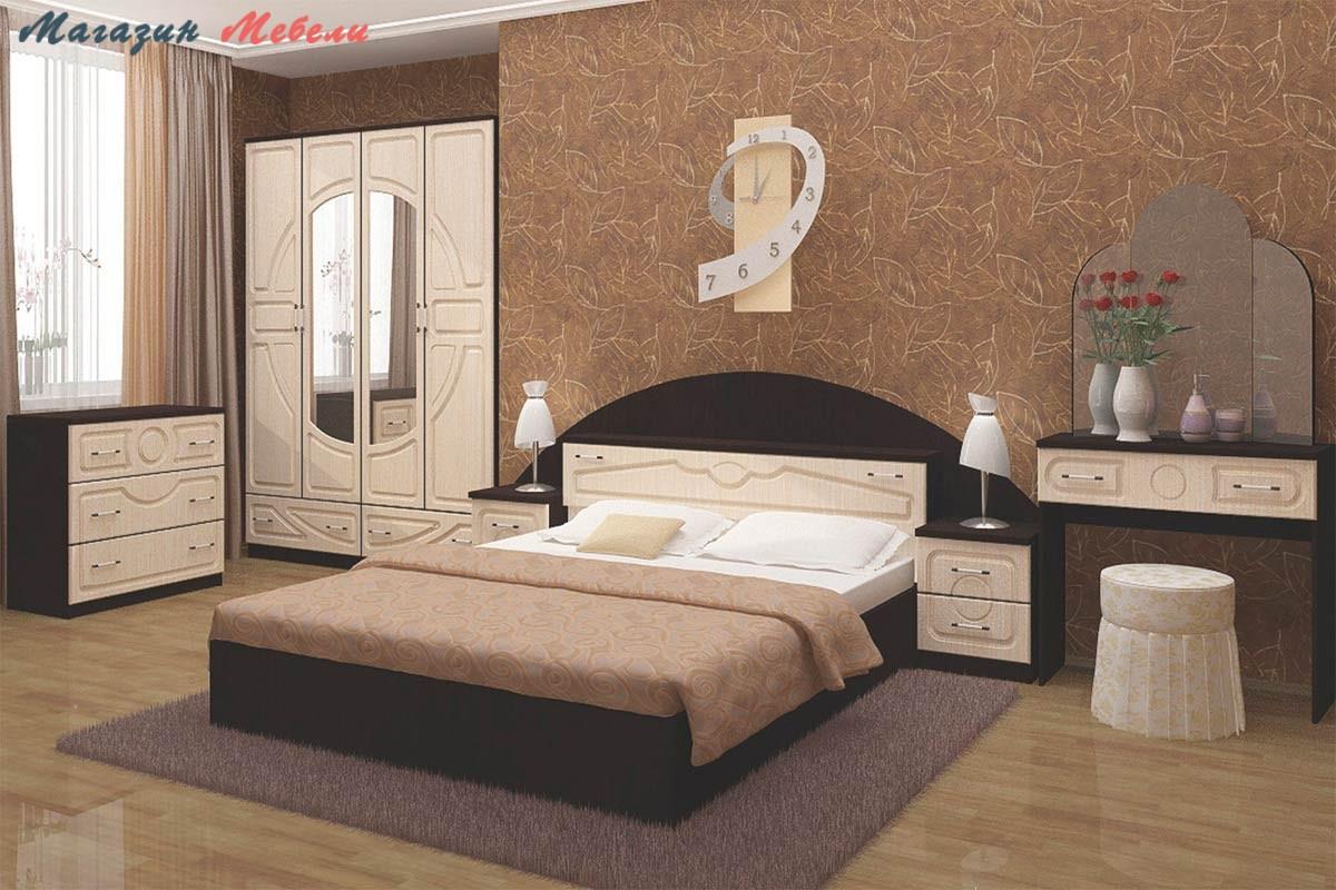 Спальня АЛЕКСАНДРА-2