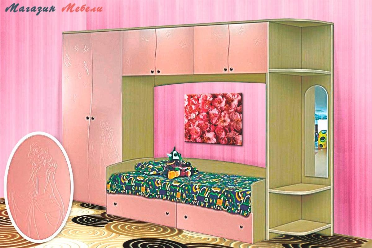 Детская мебель ЗОЛУШКА