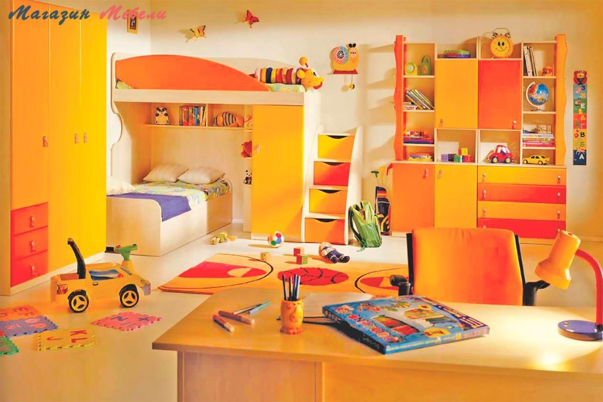 Детская мебель АКВАРЕЛЬ-3