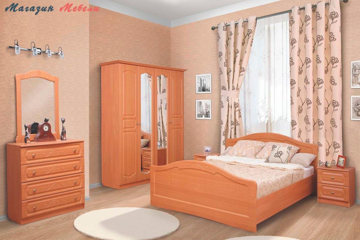 Спальня АУРЕЛИЯ-2