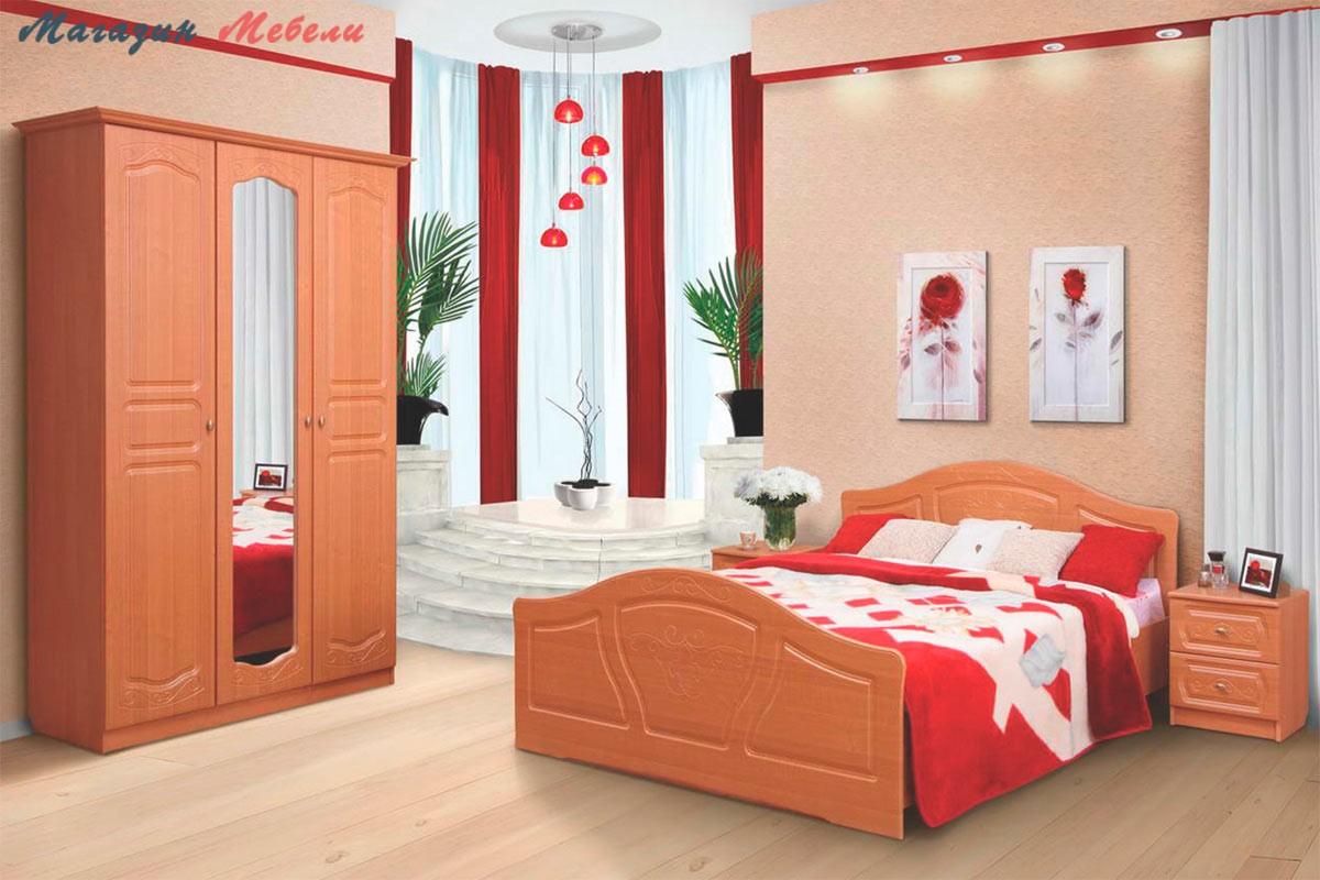 Спальня АУРЕЛИЯ-4