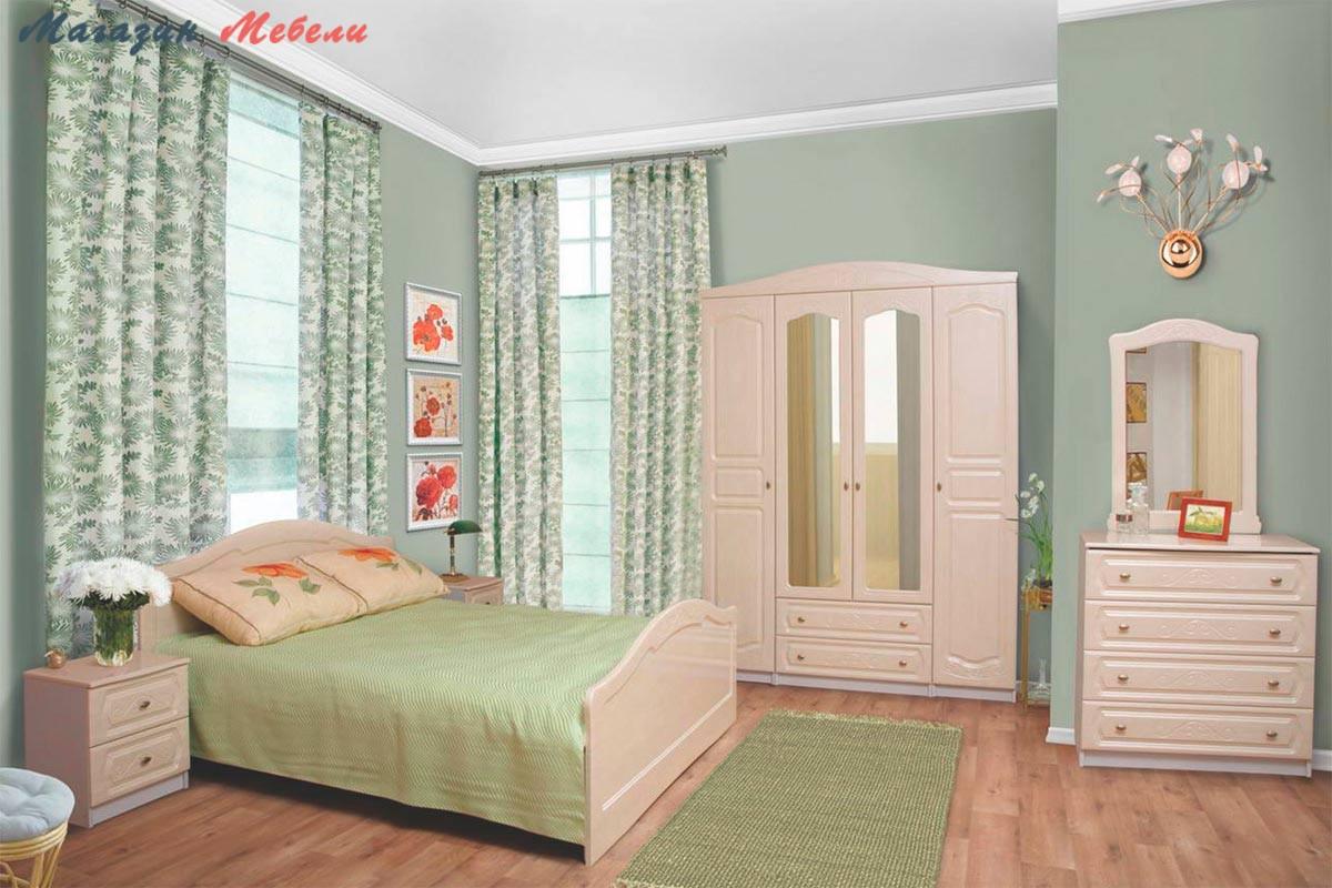 Спальня АУРЕЛИЯ-1