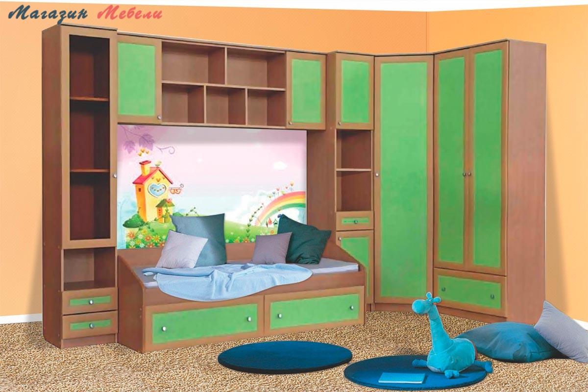 Детская мебель УМКА-2