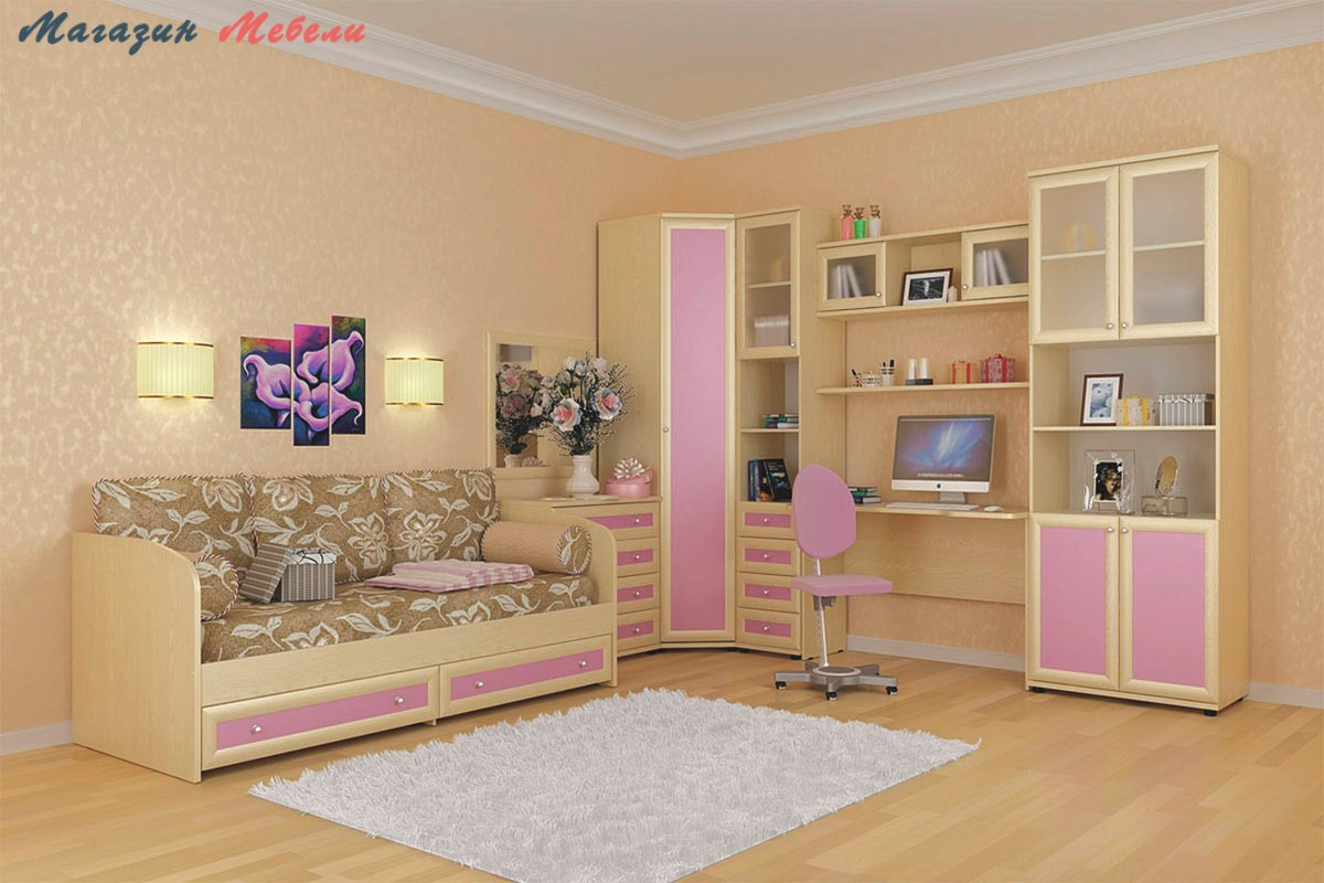 Детская мебель КАРИНА