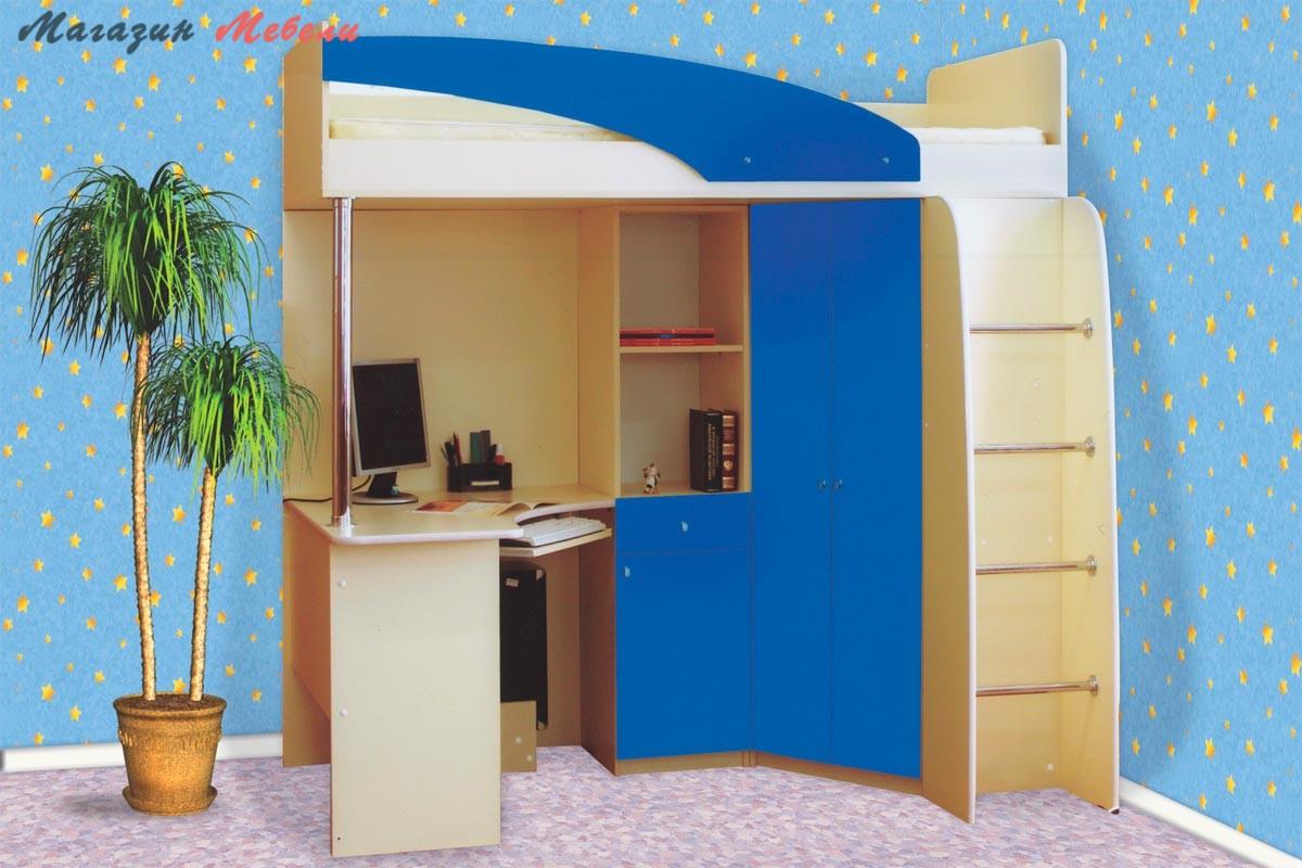 Детская мебель БЕМБИ-2