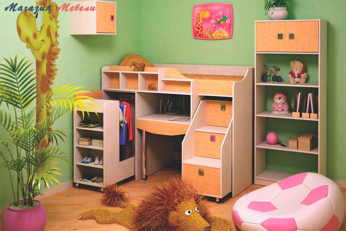 Детская мебель НИКА-4
